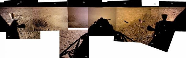 once-they-had-conducted-their-experiments-and-taken-many-photos-it-was-finally-time-to-go-home-they-shot-these-images-out-the-windows-of-the-lander
