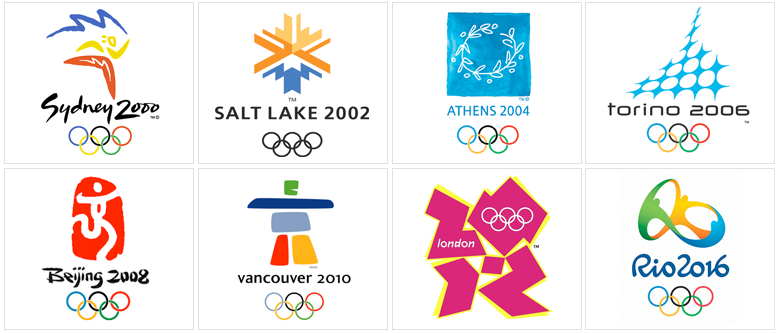 Top 10 Olympics Logos Of All Times
