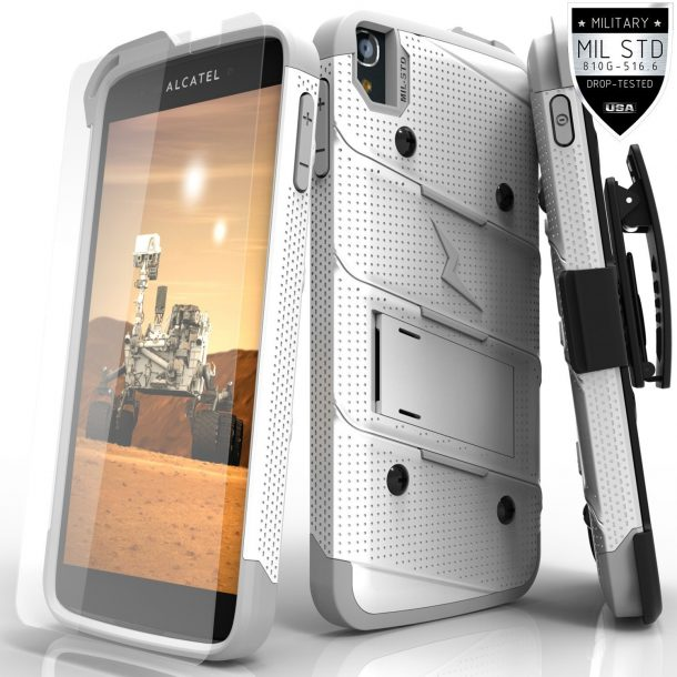 10 best cases for ALCATEL OneTouch Idol 3 5