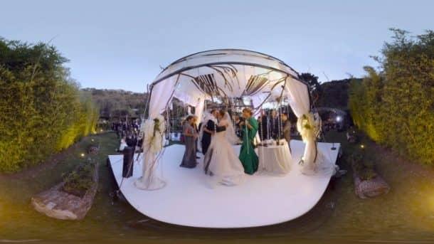 VR marriage ceremony. Credits: mony.cnn.com