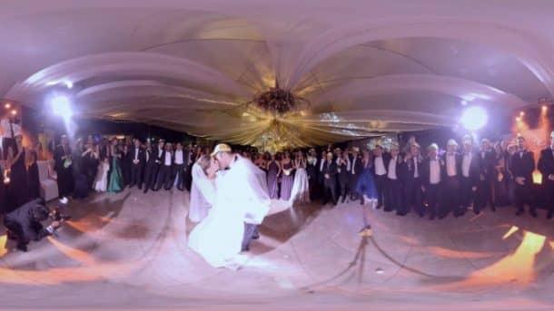 Wedding Dance in VR. Credits: money.cnn.com