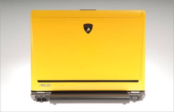 ASUS Lamborghini VX3-A1Y Beautiful Laptops In The World