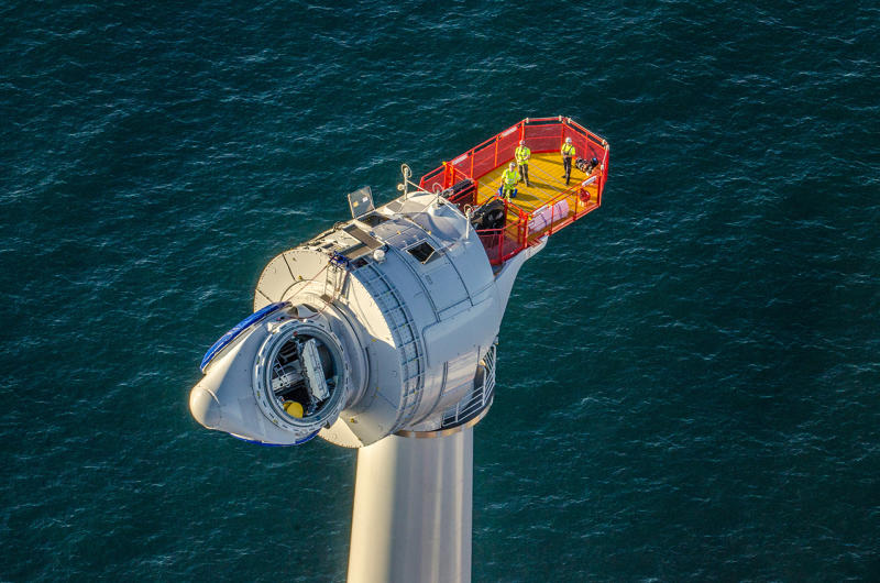 America's First Offshore Windfarm Nears Completion_Image 5