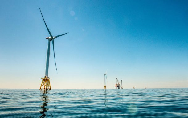 America's First Offshore Windfarm Nears Completion_Image 0