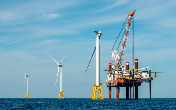 America's First Offshore Windfarm Nears Completion_Image 1