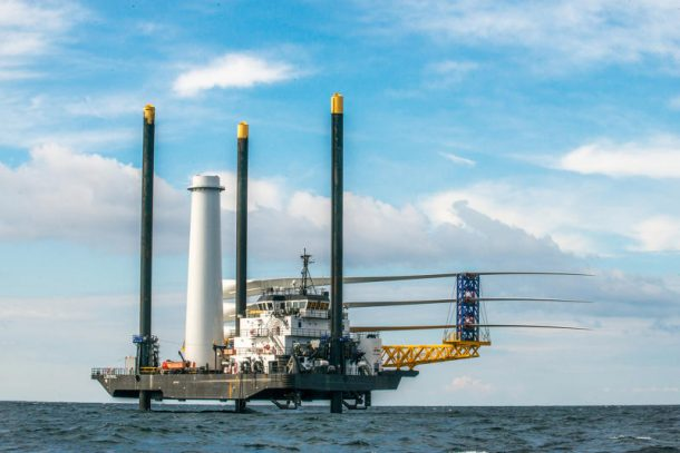 America's First Offshore Windfarm Nears Completion_Image 4