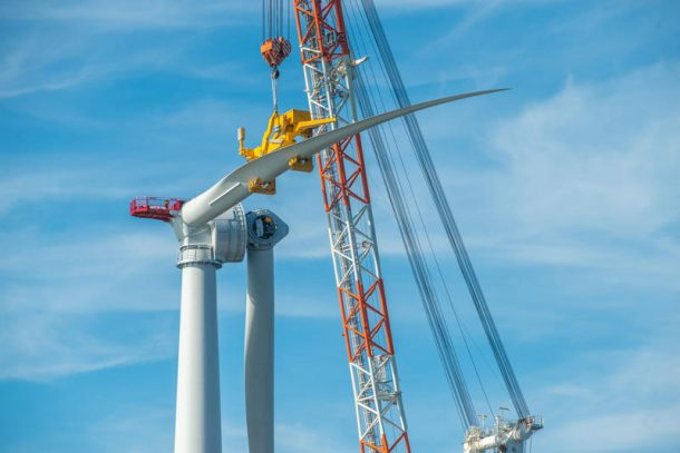 America's First Offshore Windfarm Nears Completion_Image 6