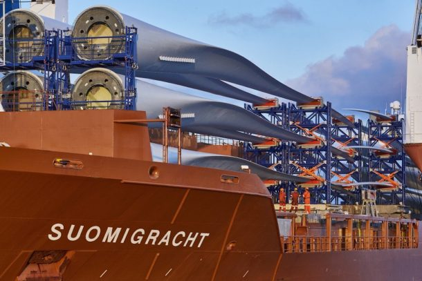 America's First Offshore Windfarm Nears Completion_Image 9