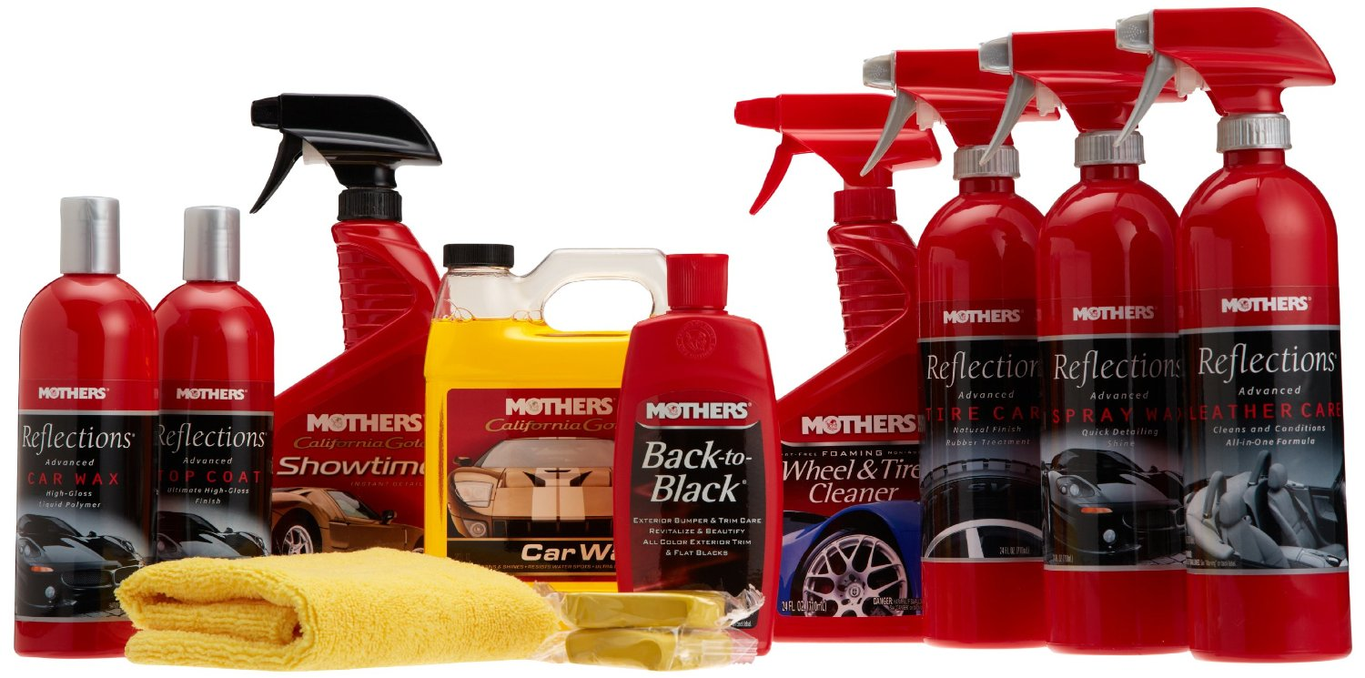 Mothers Car Care >> 10 Best Car Care Kits