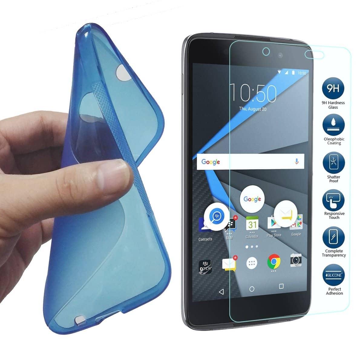 Best Cases For Blackberry DTEK50 - 10