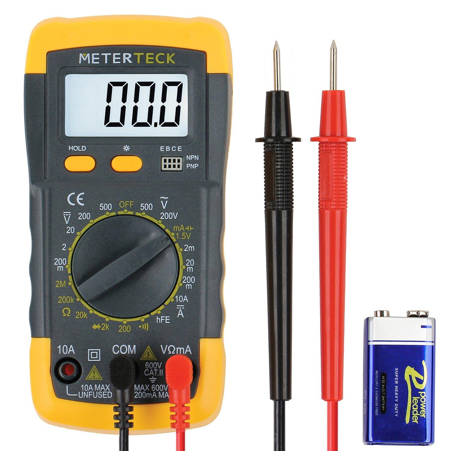 10 Best Digital Multimeters Electronic