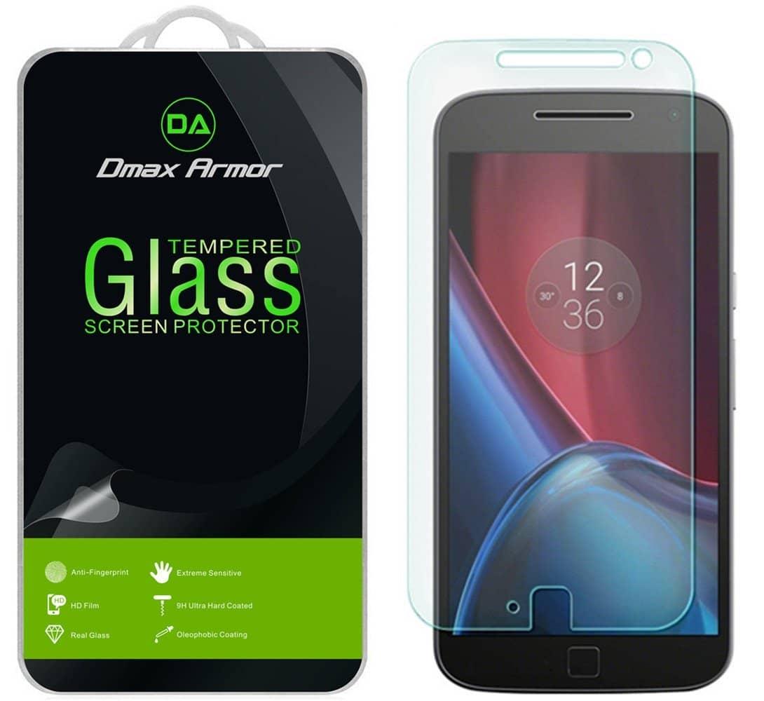 Best Moto G4 Screen Protectors - 9