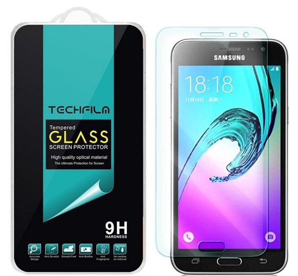 TechFilm Samsung Galaxy J3 Screen Protector