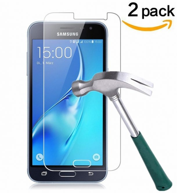 Tantek Samsung Galaxy J3 Screen Protector