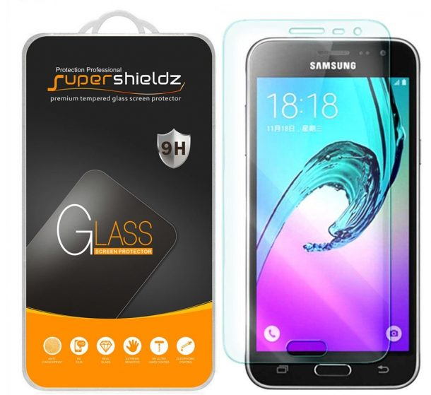 Supershieldz Samsung Galaxy J3 Screen Protector
