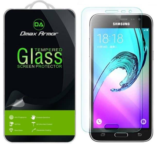 Dmax Armor Samsung Galaxy J3 Screen Protector