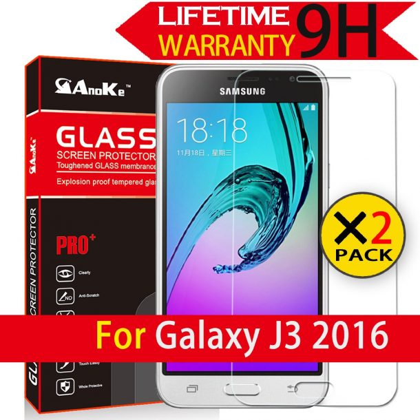 Anoke Samsung Galaxy J3 Screen Protector