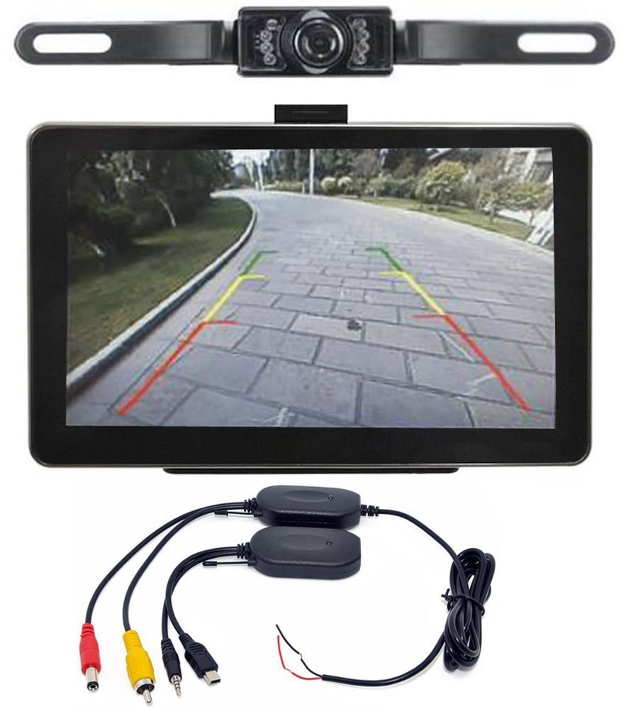 Best Wireless Backup Cameras - 7