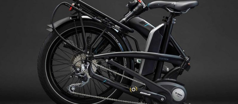 Elektron Is The World's Most Compact Folding e-Bike_Image 0