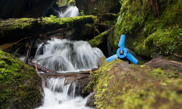 Estream Is The World's Smallest Hydro Power Plant That Uses Water To Charge Your Smartphone_Image 4