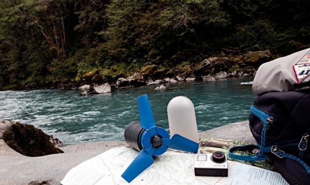 Estream Is The World's Smallest Hydro Power Plant That Uses Water To Charge Your Smartphone_Image 5