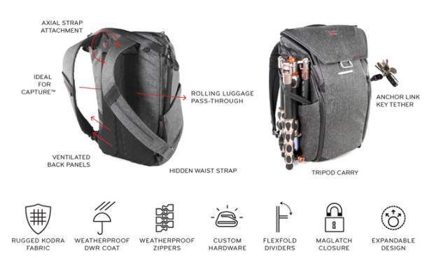 Everyday Backpack by Peak Design Is The Most Intelligently Designed Backpack Ever_Image 8