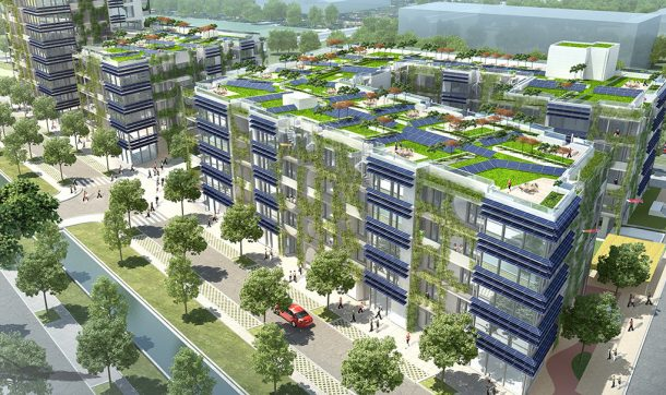 Germany Is Constructing The World's Largest Passive Housing Complex_Image 2