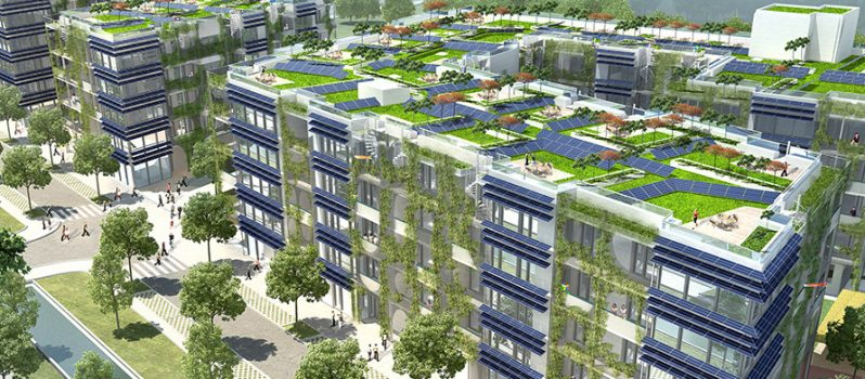 Germany Is Constructing The World's Largest Passive Housing Complex_Image 0