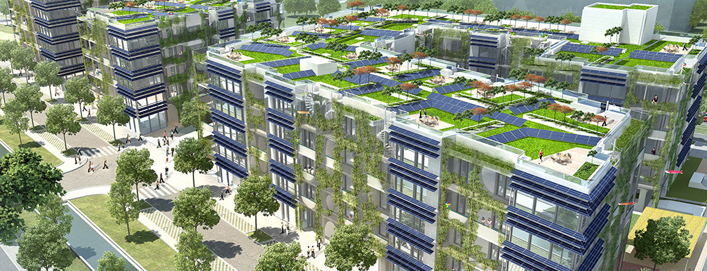Germany Is Constructing The World's Largest Passive Housing Complex