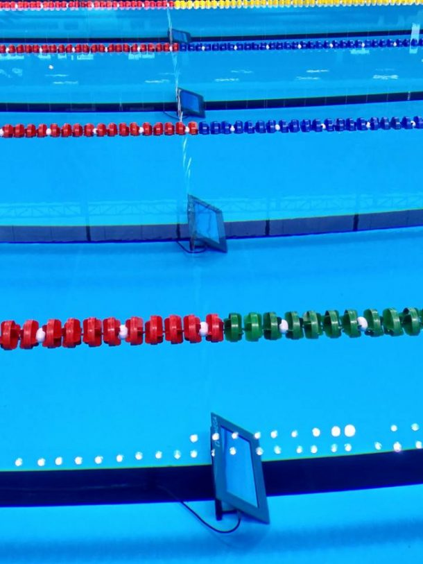 Have You Ever Wondered What Are Those Screens Installed In The Olympic Swimming Pools_Image 0