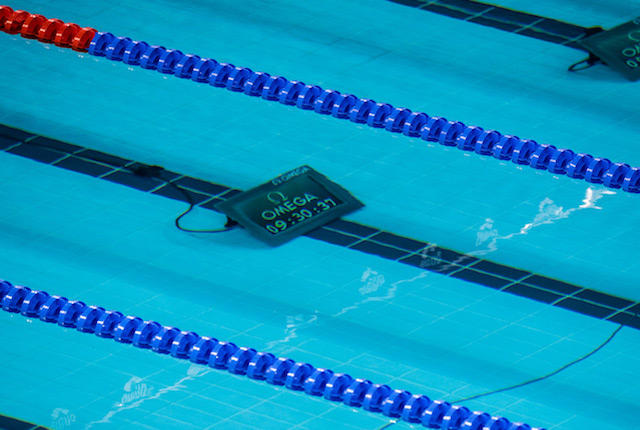 Ever Wondered What Are Those Screens Installed In The Olympic Swimming Pools Here 39 S Their Function