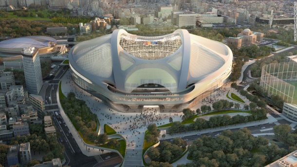 Hello Tokyo! Sneak Peek At the Olympics 2020 Indicates High Tech Games Are In Store_Image 9