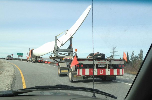 How Are The Wind Turbines Hauled Up a Mountain_Image 1