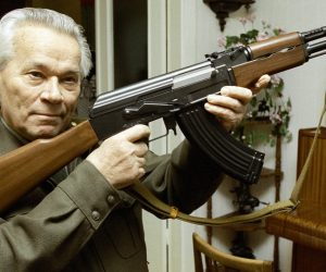 How The Kalashnikov Rifle Is Made And Tested