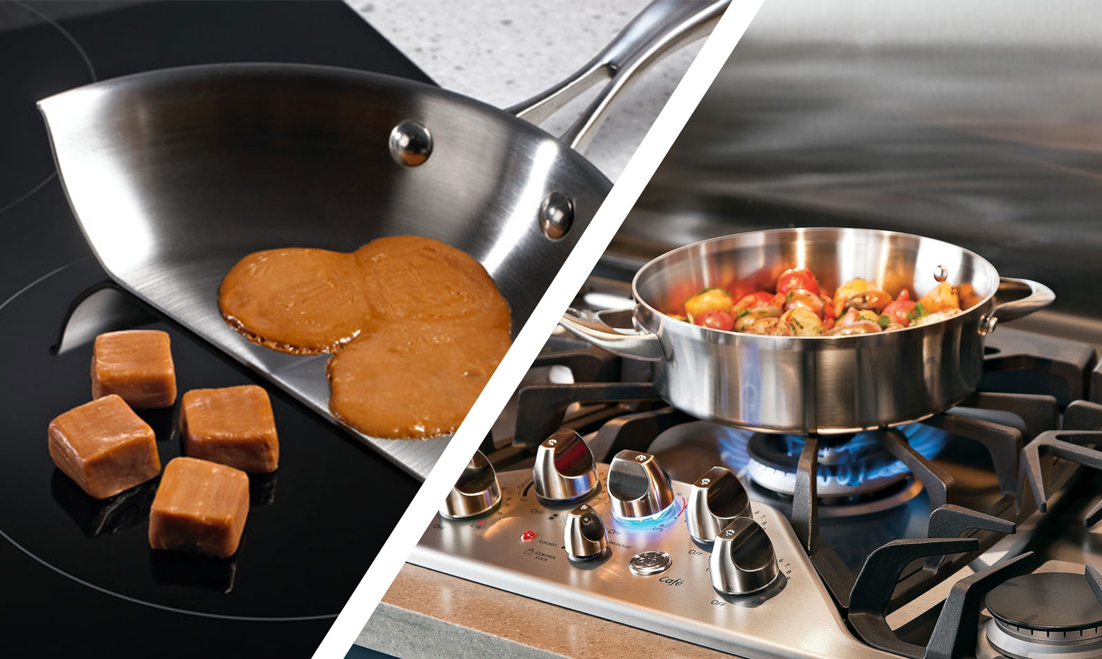 Induction Stove tops vs