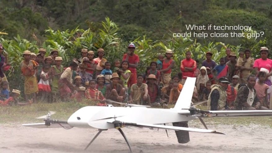 Madagascar Village Becomes The First Rural Remote Area For Medical Samples Collection Via Drone_Image 0