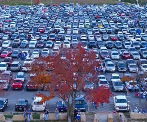 Mathematician Suggests 45-Degree Angles To Increase Parking Space In The Existing Lots_Image 1
