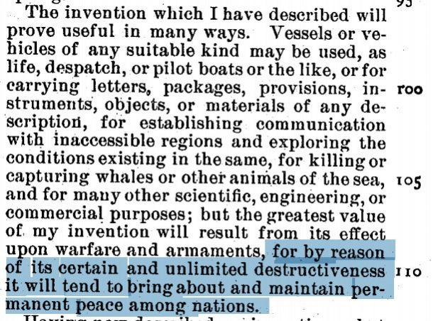 Nikola Tesla Predicted Drone Warfare in 1898_Image 1