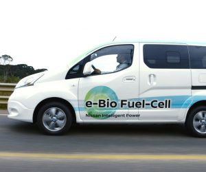 Nissan Releases Its e-Bio Fuel-Cell Driven Car_Image 0