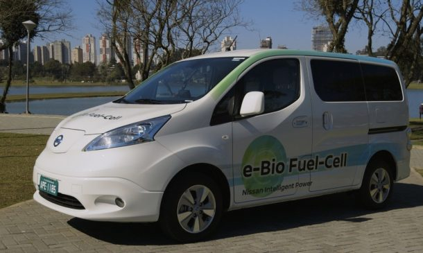 Nissan Releases Its e-Bio Fuel-Cell Driven Car_Image 1