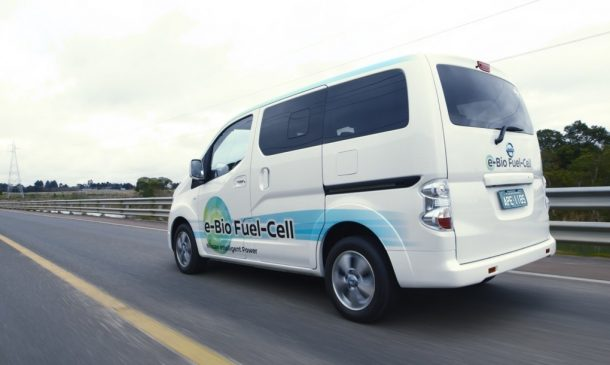 Nissan Releases Its e-Bio Fuel-Cell Driven Car_Image 2