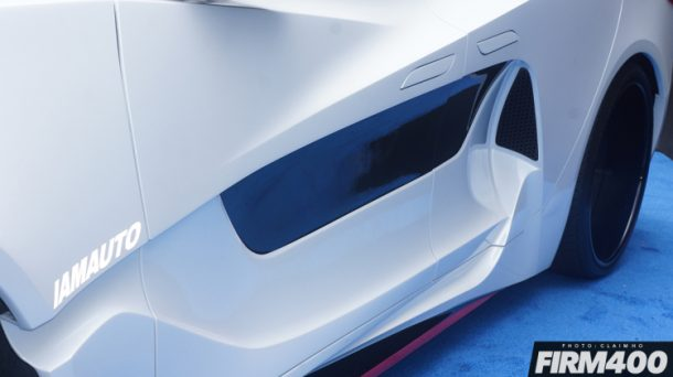 Not A Supercar This Is Will.I.Am's Newest Creation A Widebody Tesla_Image 06