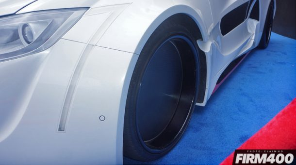 Not A Supercar This Is Will.I.Am's Newest Creation A Widebody Tesla_Image 07