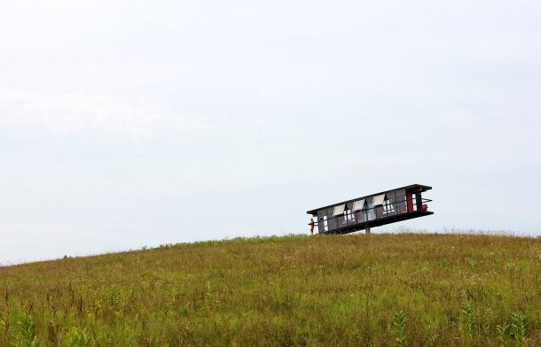 Performance Architecture Two Artists Built A 360 Degree Spinning House And Then Moved In_Image 6