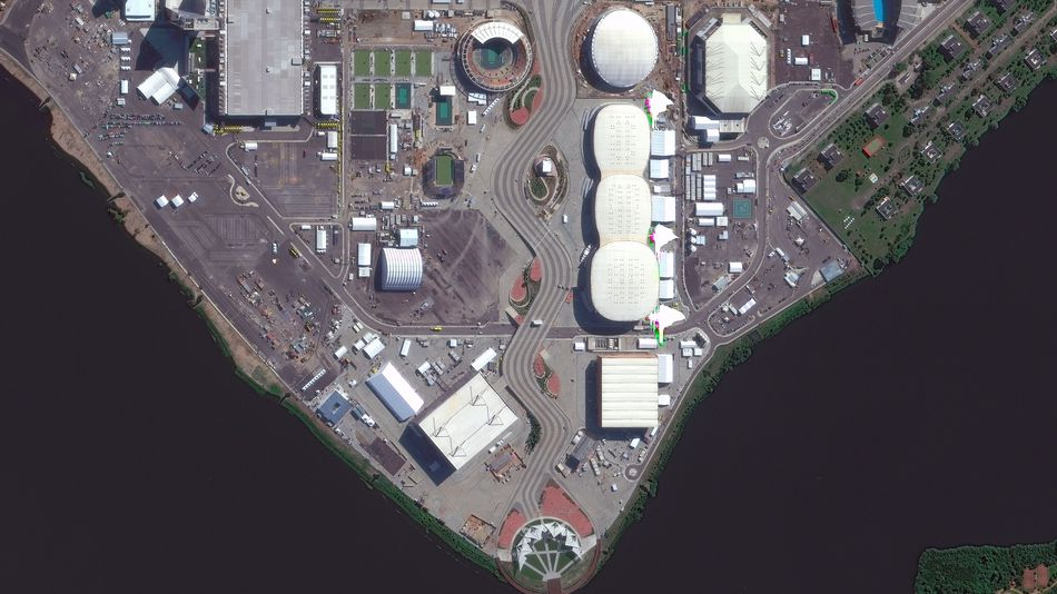 Rio Space photos