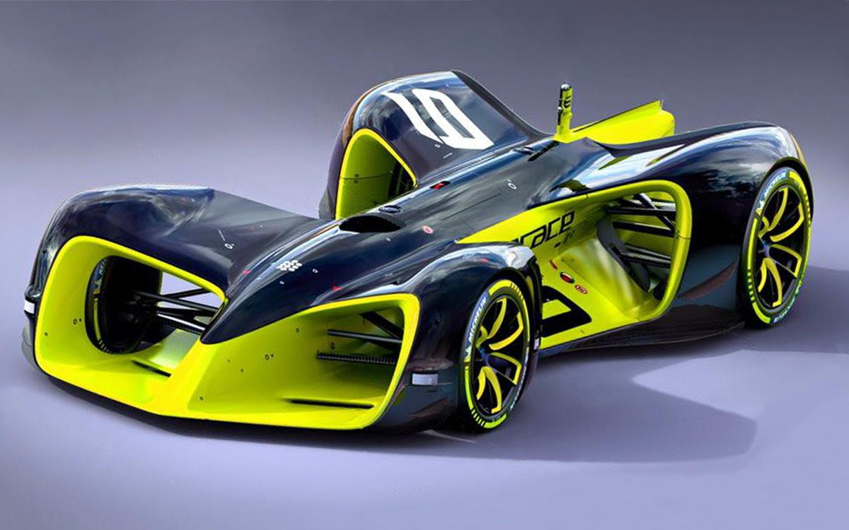 Roborace The Future of Car Racing Is Here_Image 0