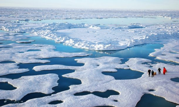 Sea Ice Expert Ominously Warns Arctic Death Spiral Will Worsen the Global Warming_Image 1