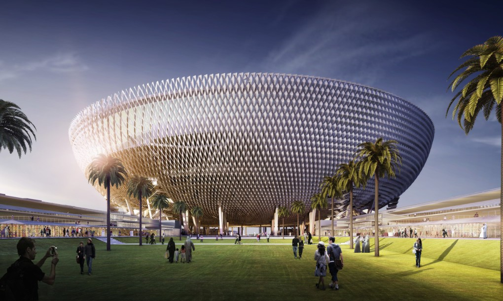 Smart Design Of The New Bowl-shaped UAE Stadium Ensures It Remains Naturally Cool In Blazing Heat_Image 0