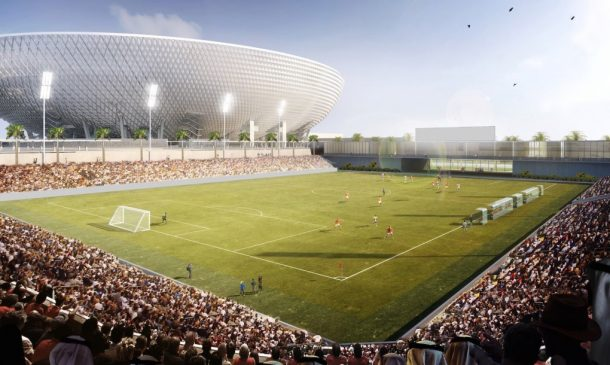 Smart Design Of The New Bowl-shaped UAE Stadium Ensures It Remains Naturally Cool In Blazing Heat_Image 2