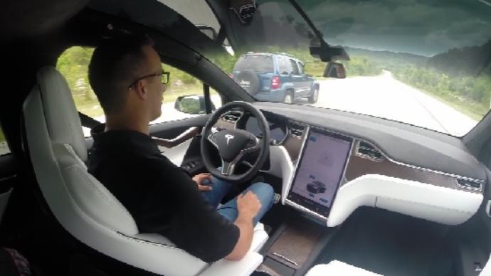 Tesla Model X Autopilot Saves The Life Of A Missouri Man_Image 1